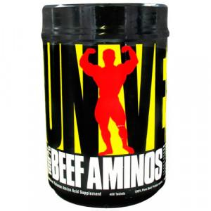 Universal Nutrition 100% Beef Aminos 400 таблеток